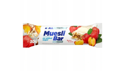 Allnutrition Musli bar L-carnitine & acerola 30g