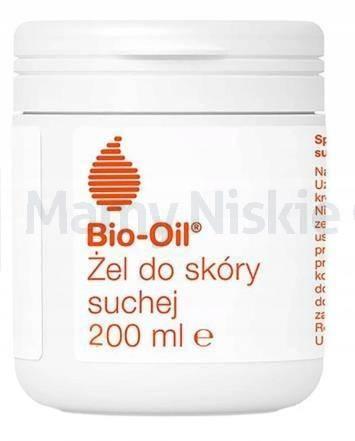 BIO OIL Żel do skóry suchej 200 ml