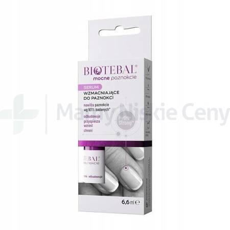 BIOTEBAL Serum do paznokci 6,6ml