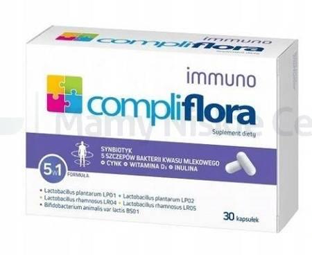 Compliflora immuno 30 kapsułek