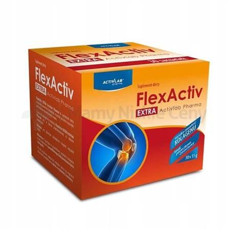 FlexActiv EXTRA Activlab Pharma 30 saszetek