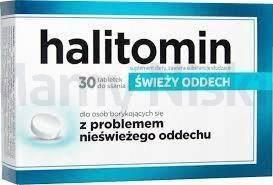 HALITOMIN 30 tabletek
