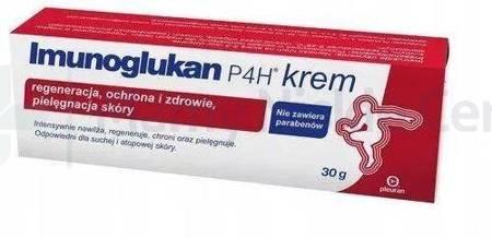 Imunoglukan P4H Krem ochronny 30g