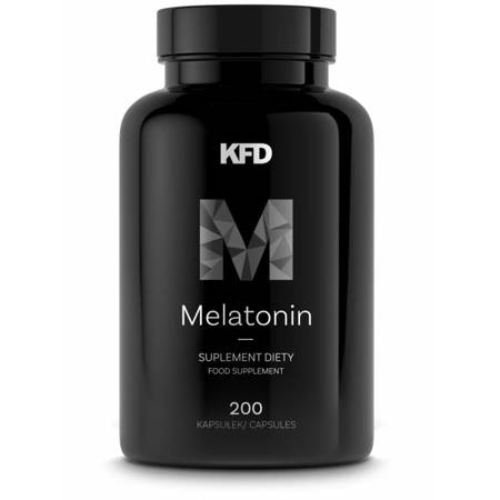 KFD Melatonin 200 tabl.