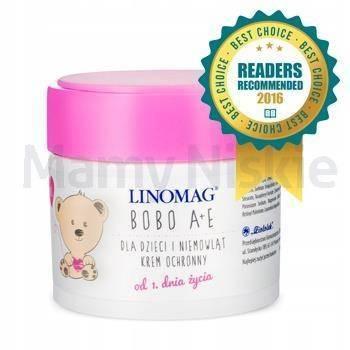 LINOMAG BOBO A+E krem 50ml