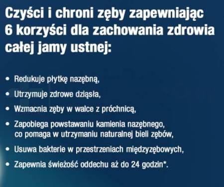LISTERINE PROFESSIONAL GUM THERAPY Płyn 250ml