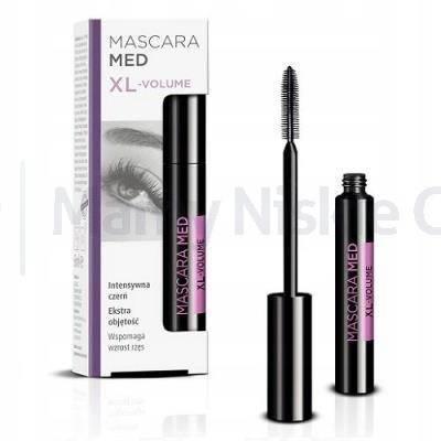 Mascara Med XL-VOLUME + Płyn micelarny