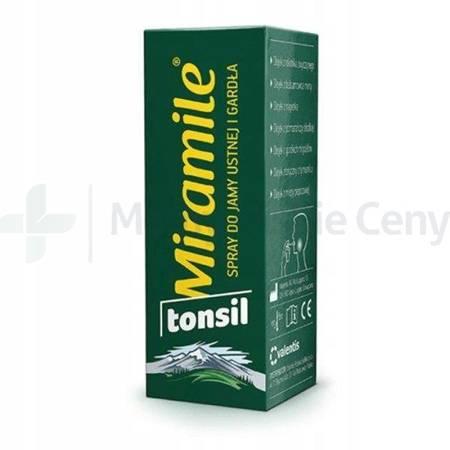 Miramile Tonsil spray 30 ml