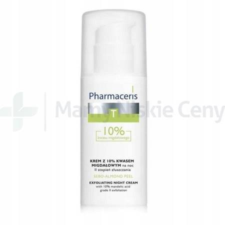 PHARMACERIS T SEBO-ALMOND PEEL 10% KREM 50 ML