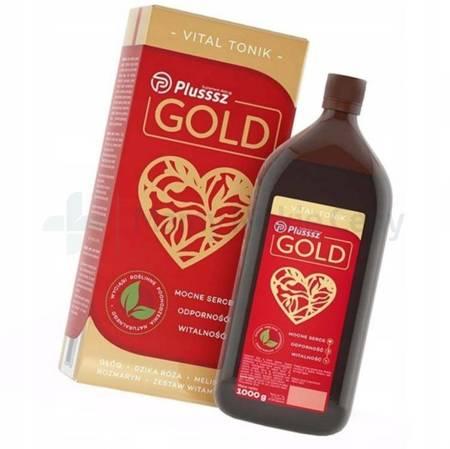 Plusssz Gold Vital Tonik 1000ml