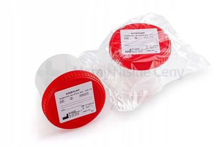Pojemnik jałowy na mocz  APTEO 120 ml